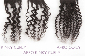 Kinky Curly VS Afro Kinky Curly VS Afro Coily