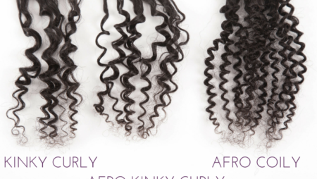 6 Kinky Hair Textures which African American Most Love