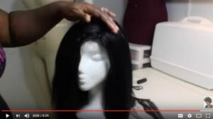 Wig Making Step by Step with Weaves and Lace Closure